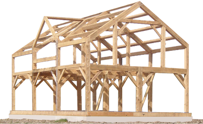 Timber Frame SIP